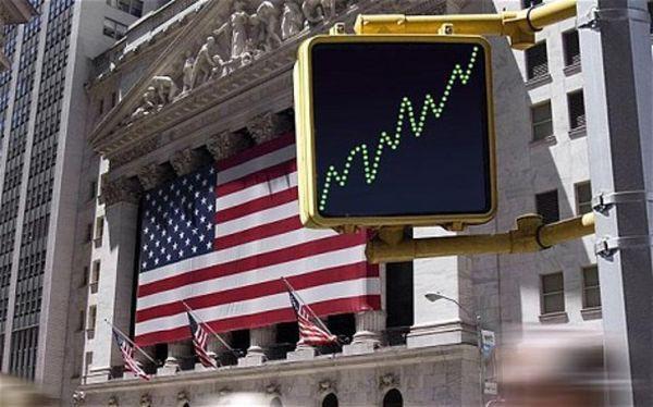 Фондовый рынок США растет на открытии