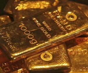 Курс золота провел день без изменений