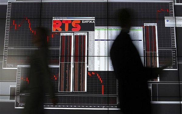 Российский фондовый рынок рухнул