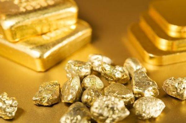 Золото падает третий день, экономика США подает сигналы к восстановлению