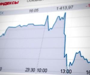 Нефть давит на российский фондовый рынок