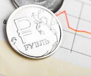 В России рухнул курс рубля