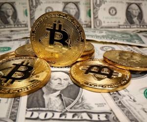 Курс биткоина под давлением внешних факторов