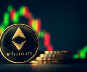 Эфириум растет на фоне падения большинства криптовалют
