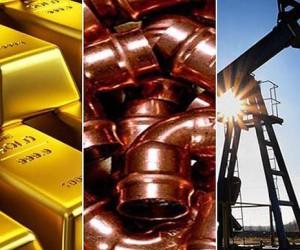 Товарный рынок: Цены на сырье будут находиться под давлением