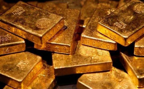 Золото дорожает шестой день подряд