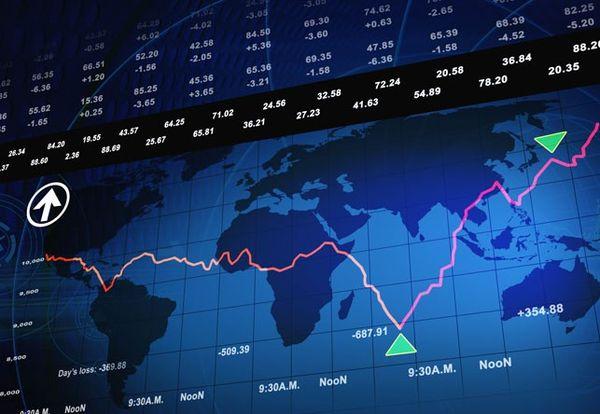 Финансовые рынки отыграли часть потерь понесенных накануне