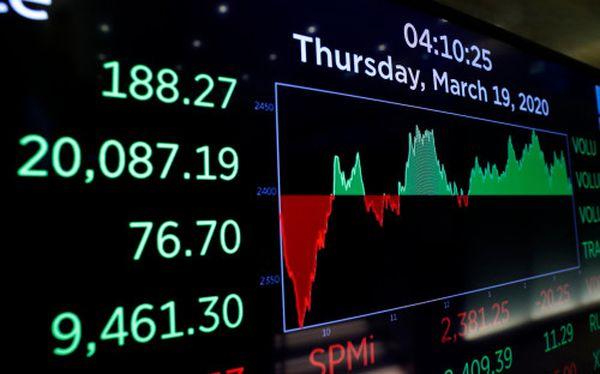 Фондовые рынки живут отдельно от экономических отчетов