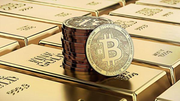 Биткоин продолжают сравнивать с золотом, считая его цифровым аналогом