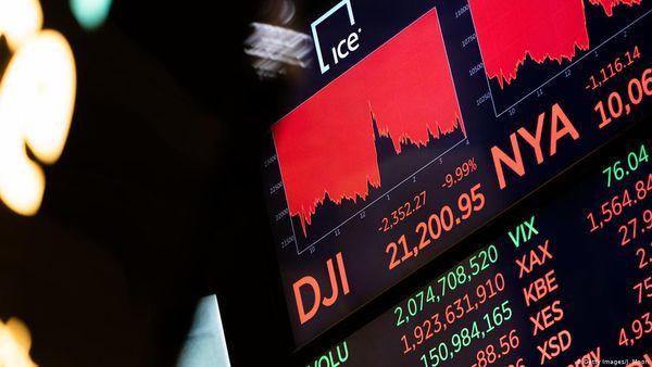 Фондовые рынки мира на минувшей недели потерпели неудачу