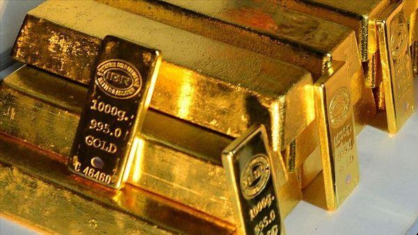 Цены на золото отметили максимумы начала августа в районе 1823 доллара
