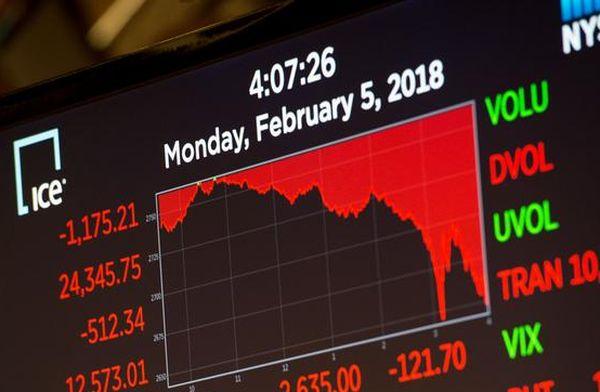Финансовые рынки в негативном застое