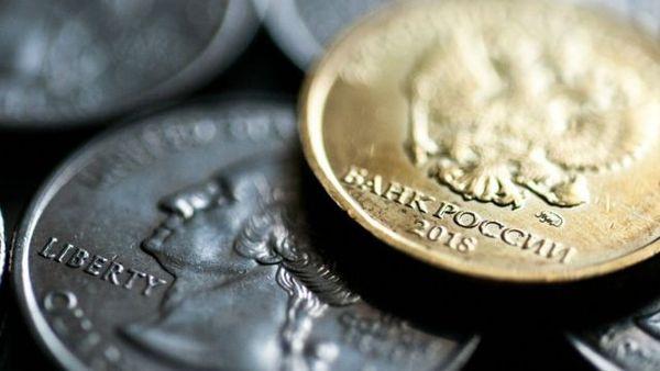 Прогноз рубля на следующую неделю 72.5-73.5 за доллар и 86-86.8 за доллар