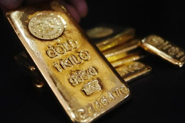 Курс золота и серебра летят в пропасть