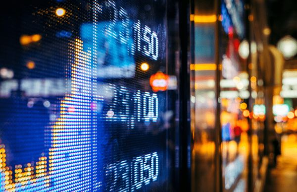 Фондовый рынок США частично восстановился после агрессивных распродаж