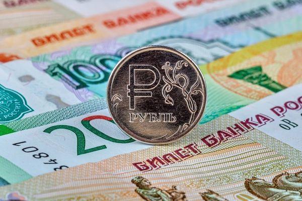 Рубль упирается и не хочет падать