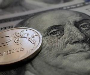 Рубль укрепился сегодня, отправив доллар к минимумам