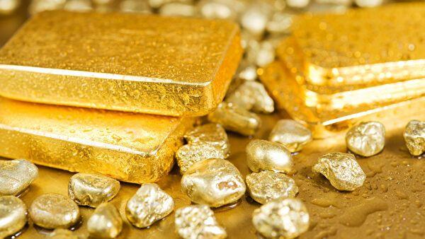 Курс золота в сентябре сдал позиции несмотря на уход инвесторов в активы убежища