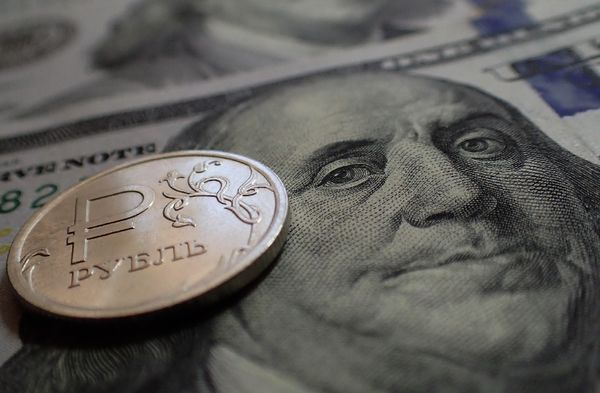 Рост рубля не внушает доверия у инвесторов