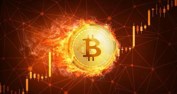 Курс биткоина за неделю показал рост на 26%
