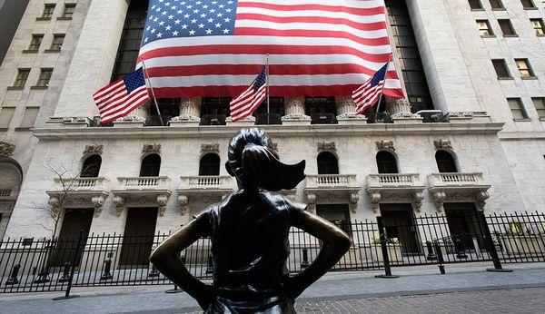 Фондовый рынок США начал неделю сильной просадкой