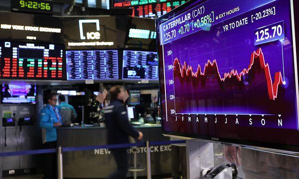 Мировые фондовые рынки в ожидание новостей из США