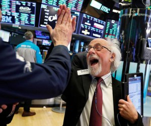 Фондовый рынок США организовал ралли в свете последних