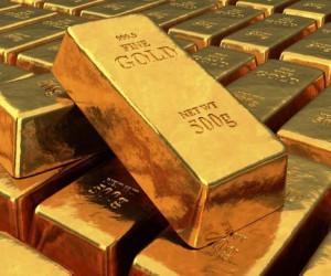 Курс золота на неделе показал рост на 1.3% до уровня